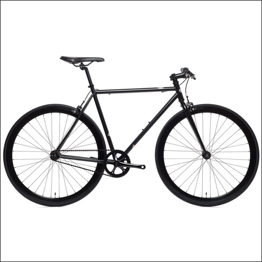 State Bicycle Co Bici A Scatto Fisso Wulf The Bike Messenger