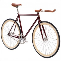 Retro Fixed Gear Bikes Brompton