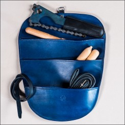 Roll Bag Sesia Blu