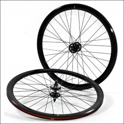 Wheelset Black