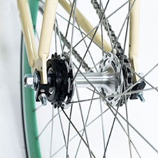 Fixed Gear Bikes with a flip flop hub
